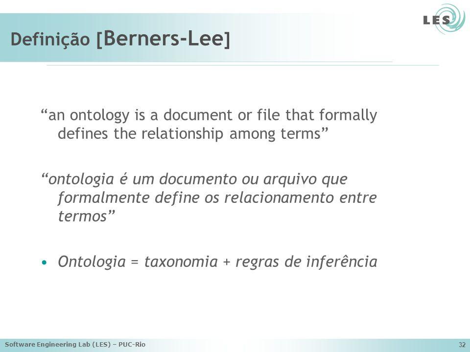 Definição [Berners-Lee]